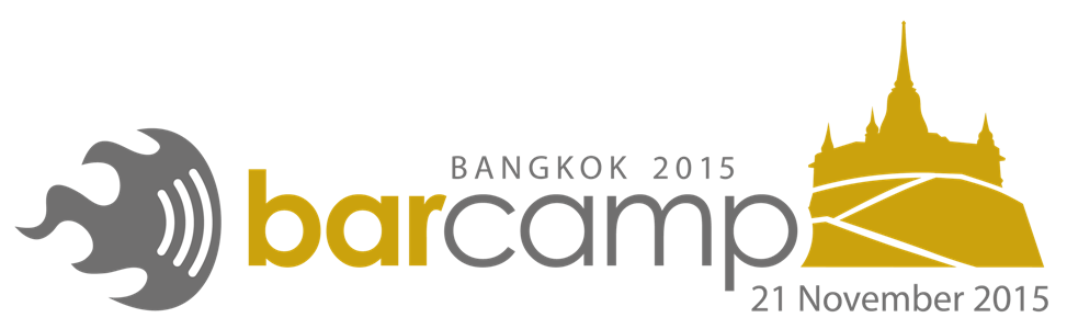 Barcamp Bangkok 2015
